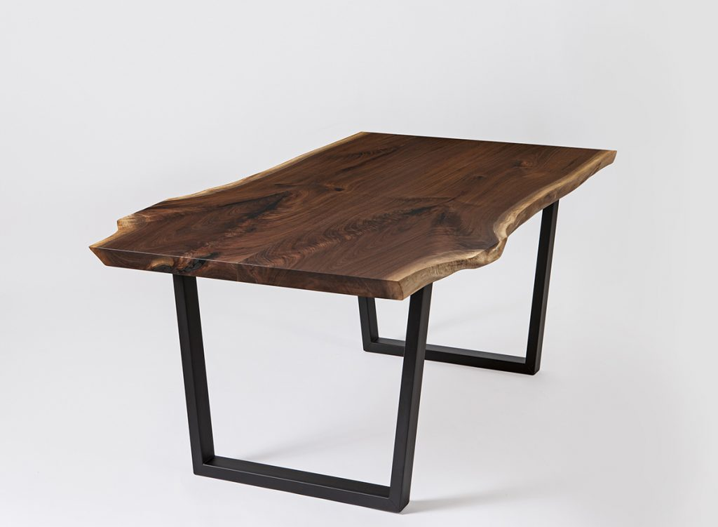 Beth Singer Photograph Woodcraft Customs Custom Wood Table 2