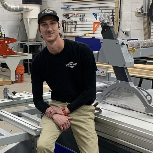 Sean Simney Designer Craftsman Woodcraft Customs